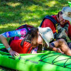 Sea Kayaking Gearing Up Canada Wilderness Tours Ottawa Kayak School National Whitewater Park