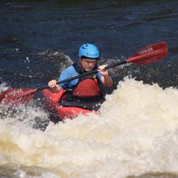 Adult Intermediate Kayaking