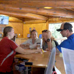 Arrival and Check In Ottawa Kayak School Wilderness Tours National Whitewater Park