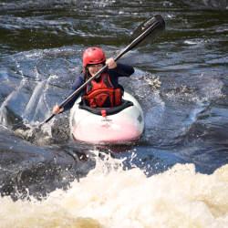 Beginner 3 Day Ottawa Kayak School