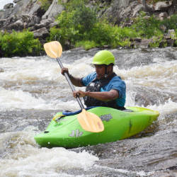 Day 2 Ottawa Kayak School Kayaking