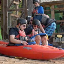Gearing Up Ottawa Kayak School