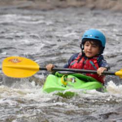 Kids Kayak Ontario Week Canada Ottawa Kayak School Wilderness Tours National Whitewater Park