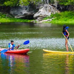 SUP Kayak Ontario Canada WT Rafting National Whitewater Park