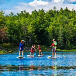 SUP Stand Up Paddle Boarding National Whitewater Park Wilderness Tours Canada Ontario