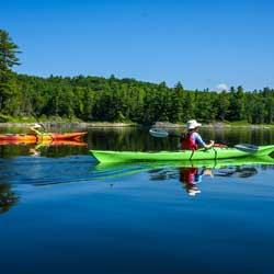 Sea Kayak Day Trip Lower Channel Ottawa River