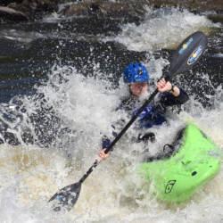 Teen Kayak Camp Day 5 Ottawa Kayak School National Whitewater Park Wilderness Tours